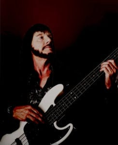 Richard BERGLUND as John Entwistle in The Who Show