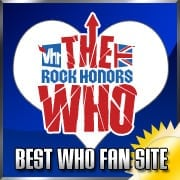 The Best Who Fan Site - The Who Show