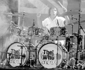 France DiCarlo as Keith Moon