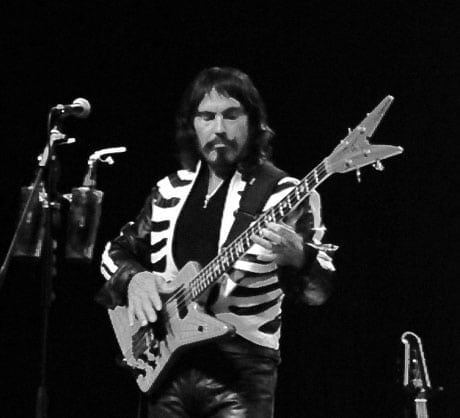 Jim KENNELLY as John Entwistle in The Who Show