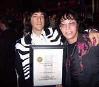 joel and france fame award