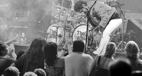 Rob TURRELL as Pete Townshend in The Who Show