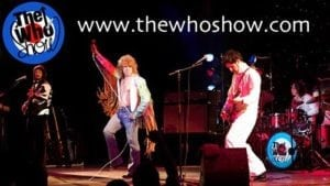 Jeff Stein and The Who Show complete the 2008 Live Promo Video
